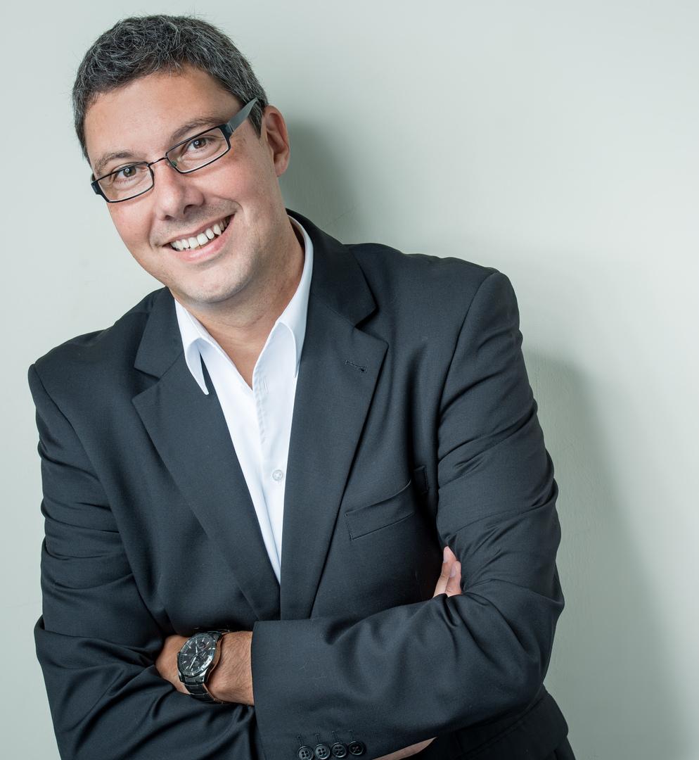 Carsten Bangert Portrait